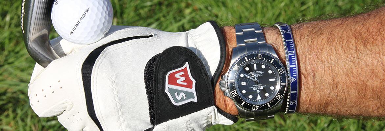 speedometer bracelet rolex bleu